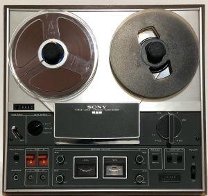 Magnetofon Sony TC-366