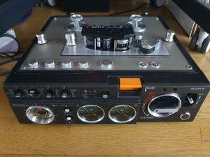 Magnetofon Sony TC-510-2