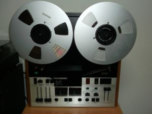 Magnetofon TANDBERG X 10 D