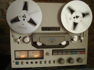 magnetofon TEAC X7