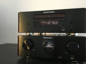 MARANTZ HD-AMP1 & HD-CD1