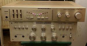 Marantz pm 350, amplificator vintage impecabil