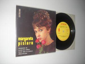 MARGARETA PISLARU: EP CU 4 PIESE(Trandafirii Tai, etc.)(1967)(cititi descrierea)
