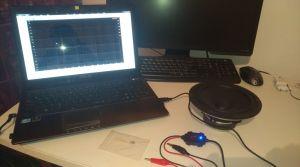 Masurare parametri T/S difuzoare boxe incinte acustice DIY microfon