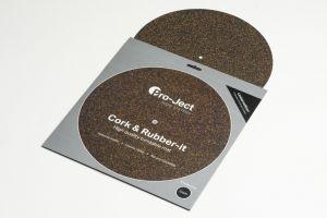 Mat Pro-Ject Cork & Rubber It 3mm, nou, sigilat, la cel mai bun pret