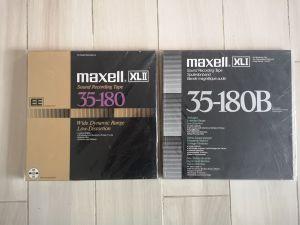 MAXELL XLII EE 35-180 Sigilata