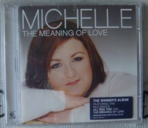 Michelle McManus - The Meaning of Love