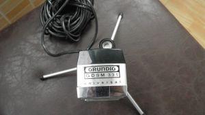 microfon grundig germany stereo