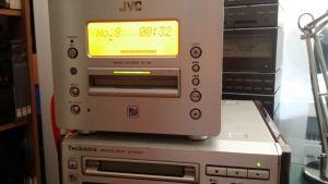 Mini Disc , Minidisc, Minidiscuri Technics - JVC