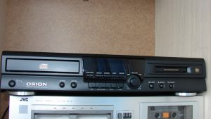 Minidisc & Cd player Orion