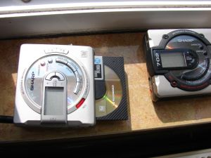 Minidisc Sharp 2 bucati