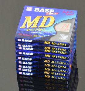 Minidiscuri BASF MD Maxima 74 min.