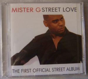 Mister G - Street Love