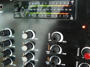 Mixer preamlificator  Gemini 626