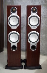 MONITOR AUDIO Silver RS6 și RS8 120W 91dB 38Hz-30KHz 36Kg MADE in ENGLAND