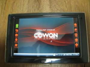 Mp4 player Cowon Q5 - 60 sau 80 Gb - cumparare