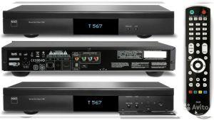 NAD T567 Network Blu-ray NOU PlayerWiFi Atmos USB PREȚdeMAGAZIN2300Lei