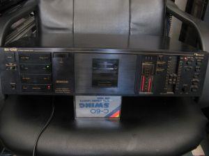 Nakamichi BX-125E 2 head 3 motoare dolby b c  mpx memory stop auto rep
