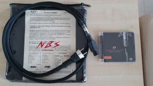 NBS Monitor-IV A/C Power Cable