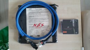 NBS Monitor Signature III, A/C Power Cable