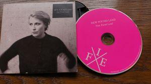 New Found Land – S/T CD album Sweden 2012 indie/pop