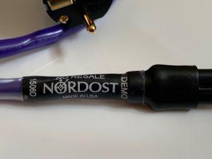 NORDOST Purple Flare 1,5 M - C7 - C8