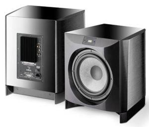 Nou! Focal ELECTRA SW 1000 BE SUBWOOFER High-End 750W 18Hz 42Kg Preț de CATALOG 7800$