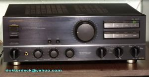 Onkyo Integra A-8780 cu telecomanda
