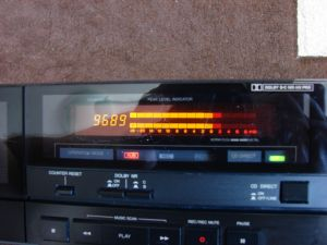 Pachet audio  JVC