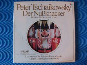 =Peter TSCHAIKOWSKY*Der NUSSKNACKER=Ariola*RAR