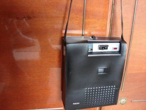 Philips portabil  vintage