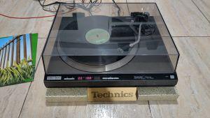 Pick-up Technics SL-1410 MK2 Direct Drive, perfect functional!