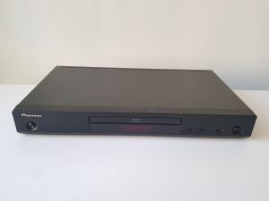 Pioneer BDP 160 Blu ray player defect