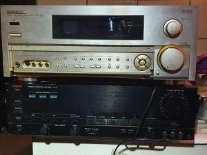 Pioneer VSA-E06, amplif multicanal 1200w consum, baza cupru, Japan made