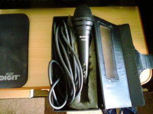 Professional microphone Sky Tronic 173-479