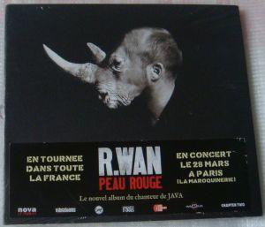 R.Wan - Peau Rouge