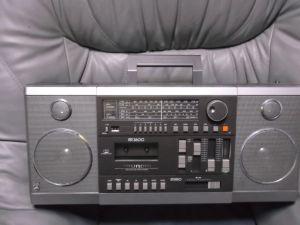Radio Casetofon Boombox Grundig