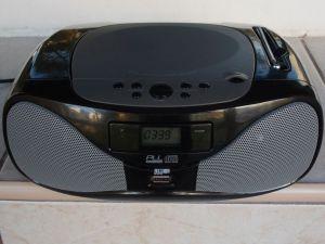 Radio Clip Sonic TES179N cd mp3,Usb,bluetooth,portabil