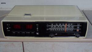Radio GRUNDIG sono-clock 21,vintage alb 1976 Germany