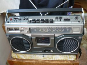 Radiocasetofon  Aiwa Trp 920  Vintage