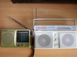 Radioreceptoare portabile
