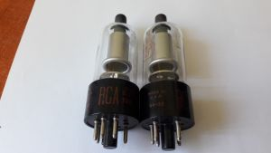 RCA electron tube IB3 GT made in USA