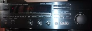 Receiver Yamaha RX-V590RDS Dolby Surround