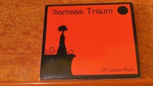 Samsas Traum – Oh Luna Mein/Digipack/TRI 056 Black Metal