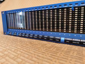 SAMSON D-1500 RTA digital real time analyzer