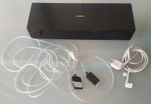 Samsung Connect Box BN91-19870C + cablu optic tv BN39-02395A Qled 55 Q8 4K