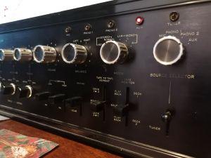 Sansui AU - 999 si JBL L100 / 4310