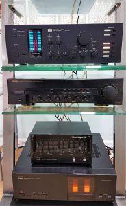 Sansui AU D5 stereo amplifier