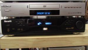 Scott dvd player 838