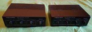 Selector switch analog redare/inregistrare 3 deck-uri Realistic 42-2115